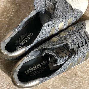 adidas Shoes - Adidas Superstar Men's Sneaker in Grey